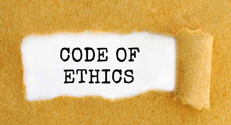 Kode Etik Auditor Mutu Internal Institusi Pendidikan
