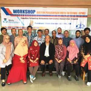 In-house training budaya mutu pendidikan
